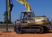 Shaft Drilling
